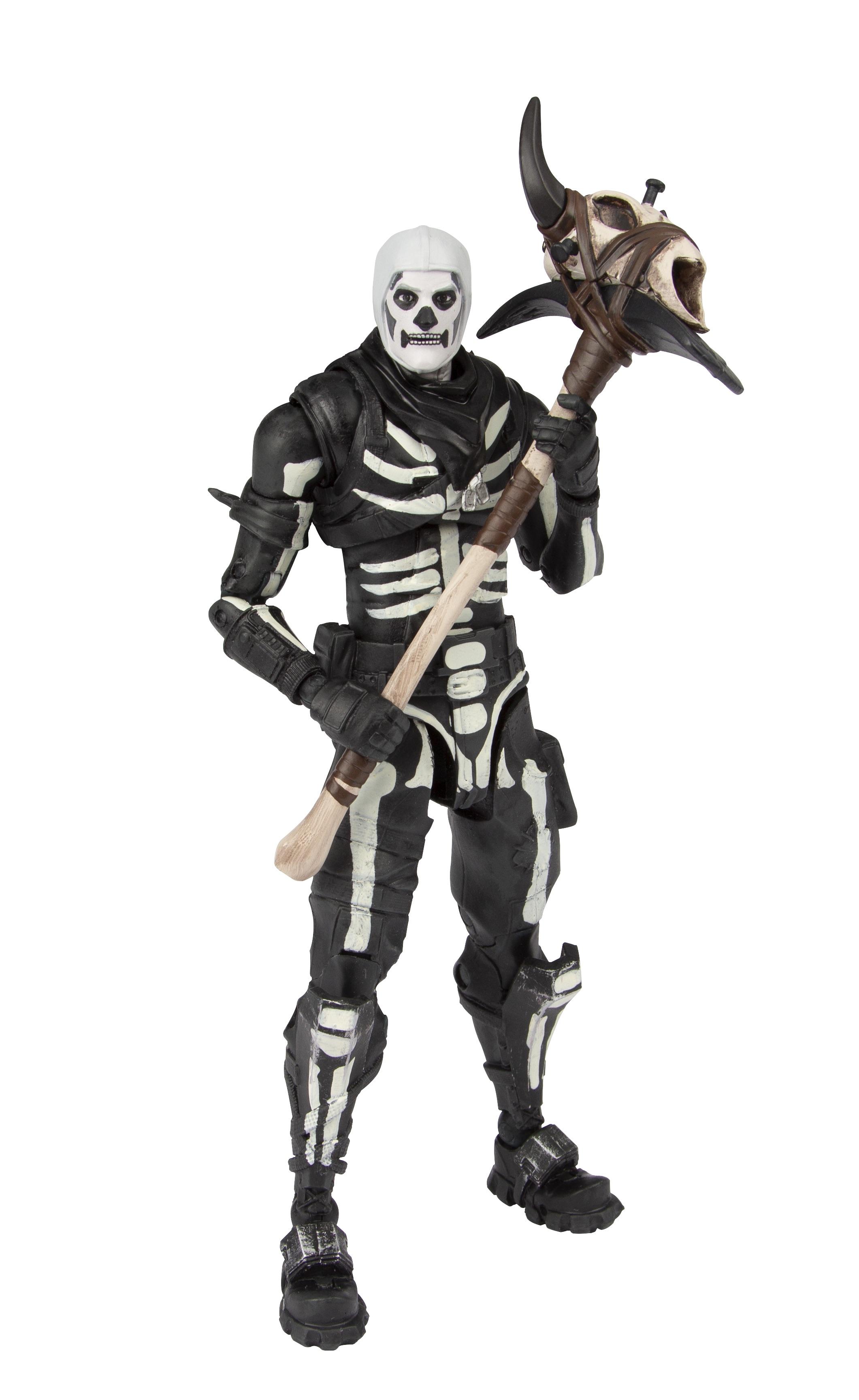 Trooper Coloring Fortnite Skull Pages