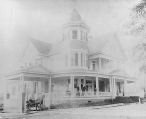 The McFarlins - McFarlin House, Quincy-FL