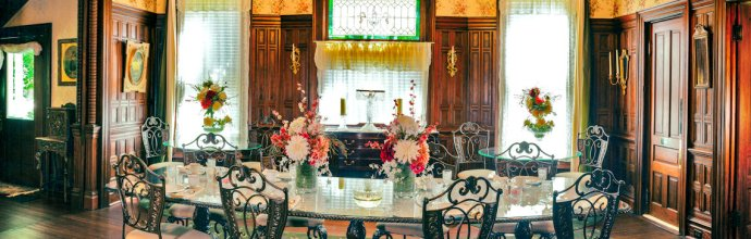 McFarlin House Bed and Breakfast in Quincy, FL - Dining Area #2