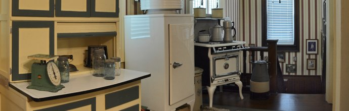 McFarlin House Bed and Breakfast in Quincy, FL - Kitchen