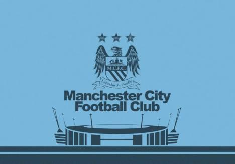 Man City fan sign