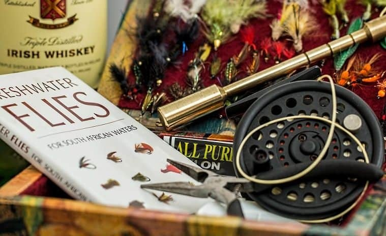 fly fishing gears buying