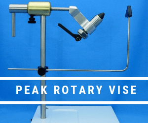 peak fly tying vise accessories