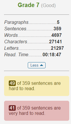 hemmingway-readability