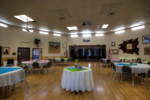 Ball Room at our 55+ Adult Club House