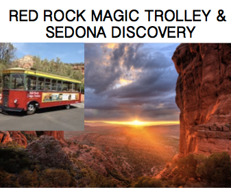 Bus Tour – Red Rock Magic Trolley & Sedona Discovery