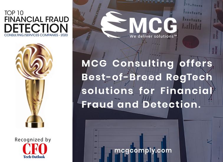 CFO Tech Outlook MCG Award