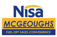 McGeoughs Wholesale Nisa - Logo 1