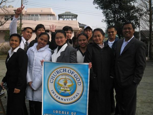 Members Church Of God International Mcgi Worldwide - Year of
