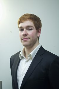 Tyler Hofmeister (Sam Reynolds / McGill Tribune)