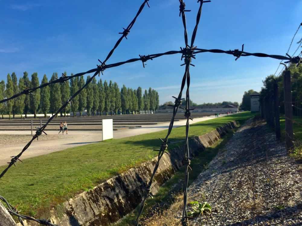 Dachau Munich camp de concentration