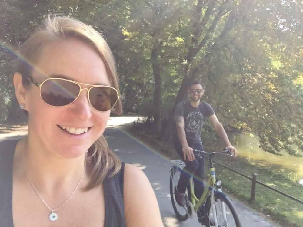 Faire du vélo à Munich
