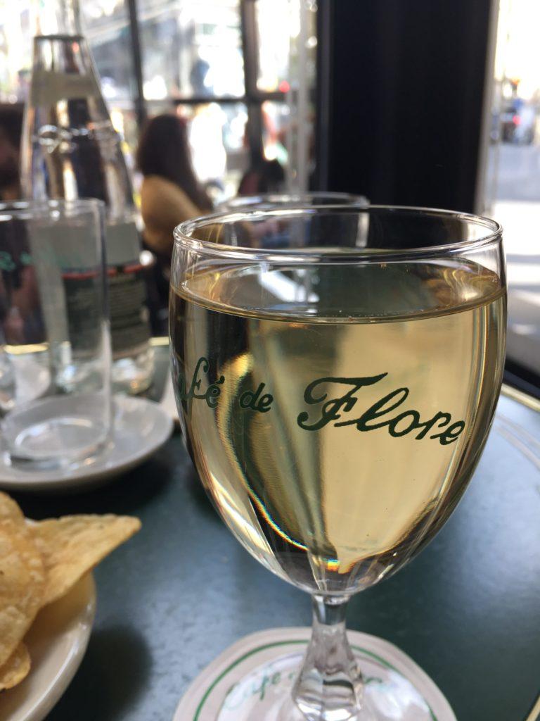 Café Flore Paris