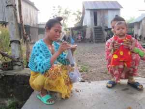 Femmes camdboges