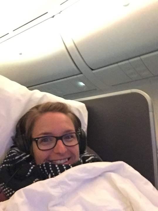 Classe affaire confort Air Canada