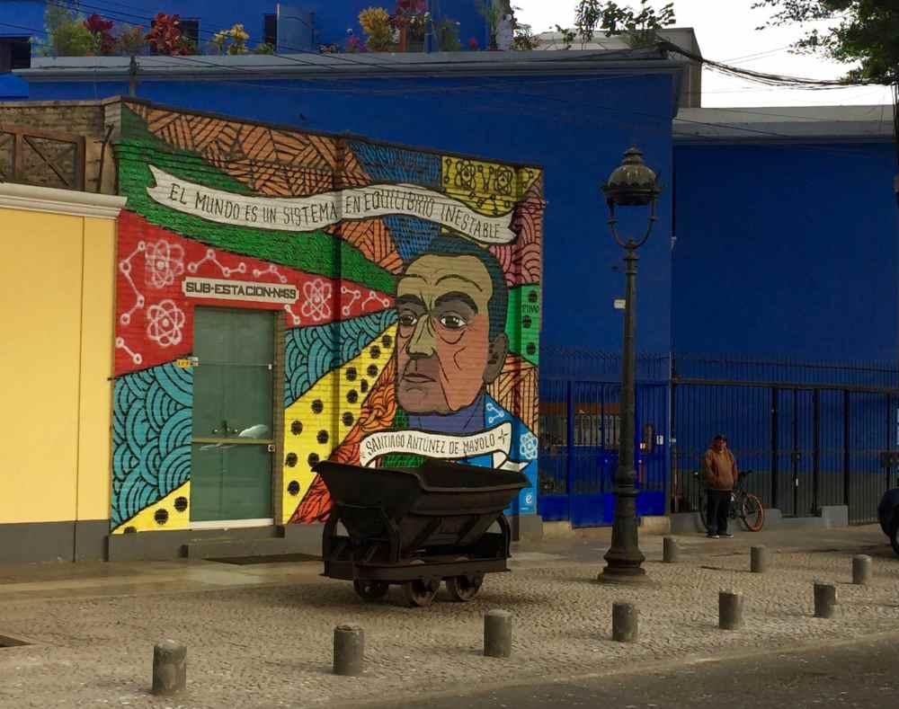 Street Art Barranco Lima Pérou