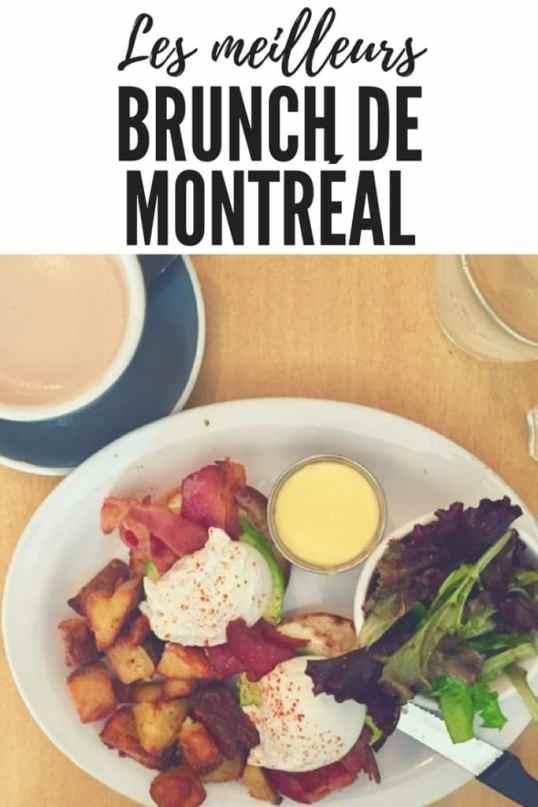Meilleurs restaurants pour brancher à Montréal