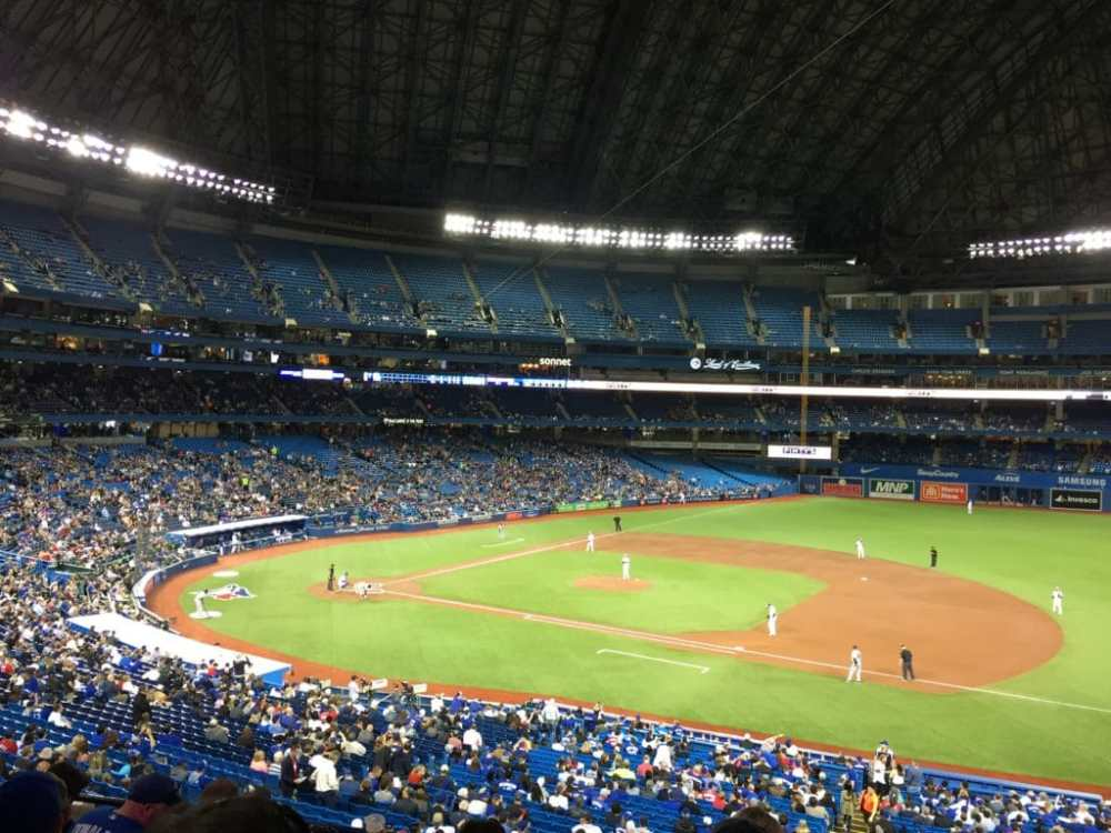 Les Blues Jays de Toronto