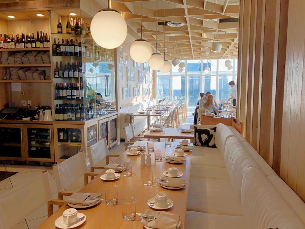 Le magnifique restaurant KOST Toronto