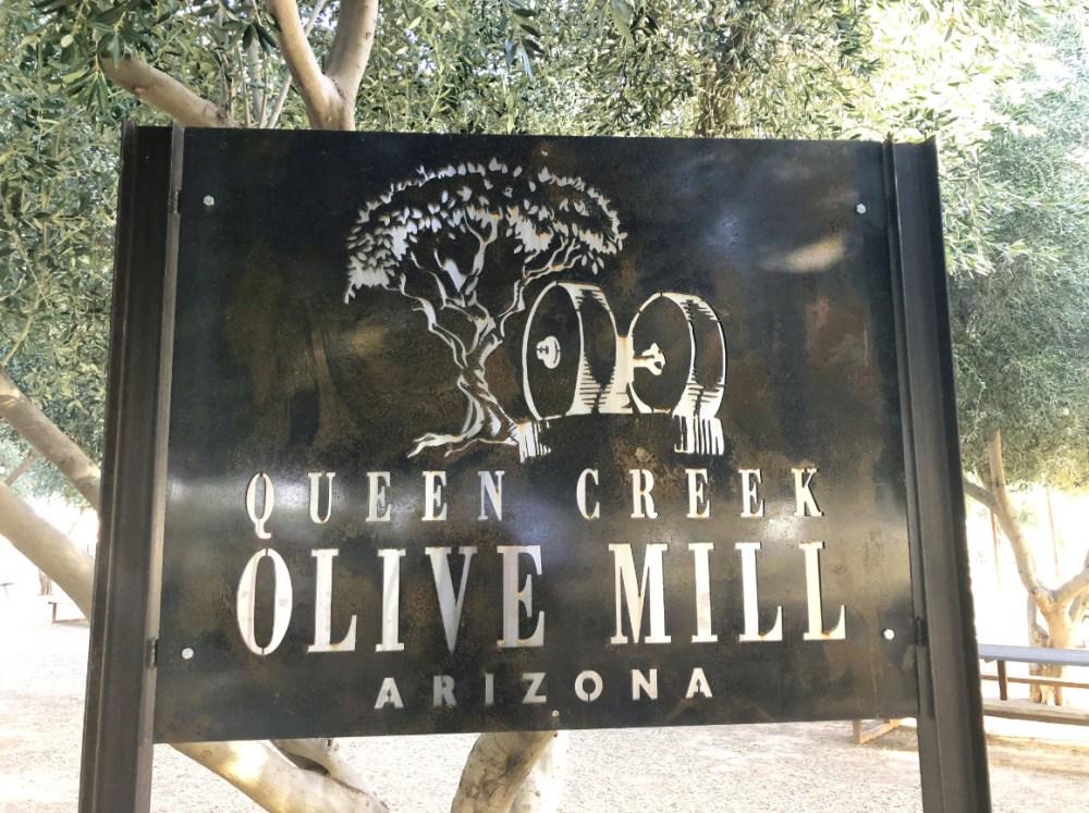 Queen Creek Olive Mill Arizona