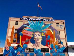 Streetart Tucson AZ