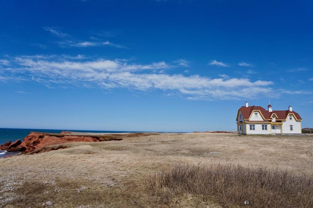 Belle grande maison à l'Étang du Nord Îles de la Madeleine