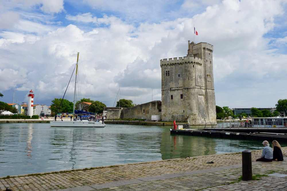 La Rochelle Tour Saint-Nicolas