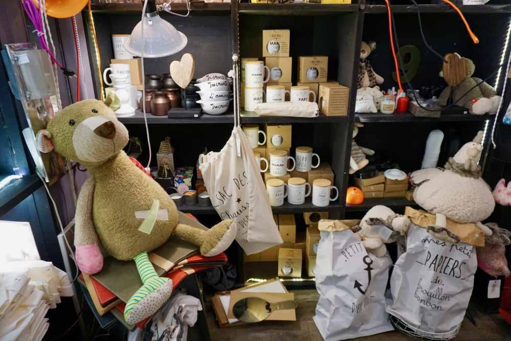 Boutique Pourquoi Pas à La Rochelle