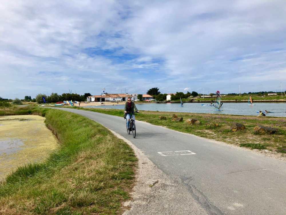 Vélo Yootoo Ile de Ré