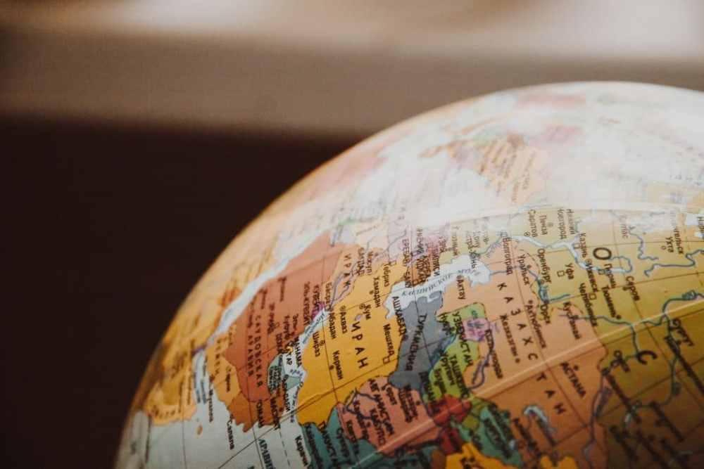 Globe Terrestre crédit Pexels