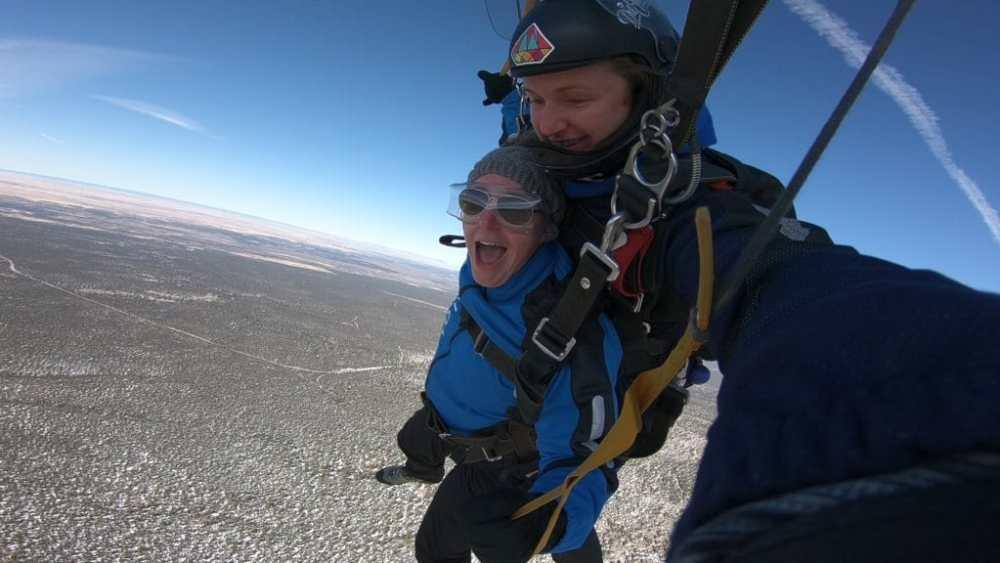 Sauter en parachute au Grand Canyon avec Paragon Skydive