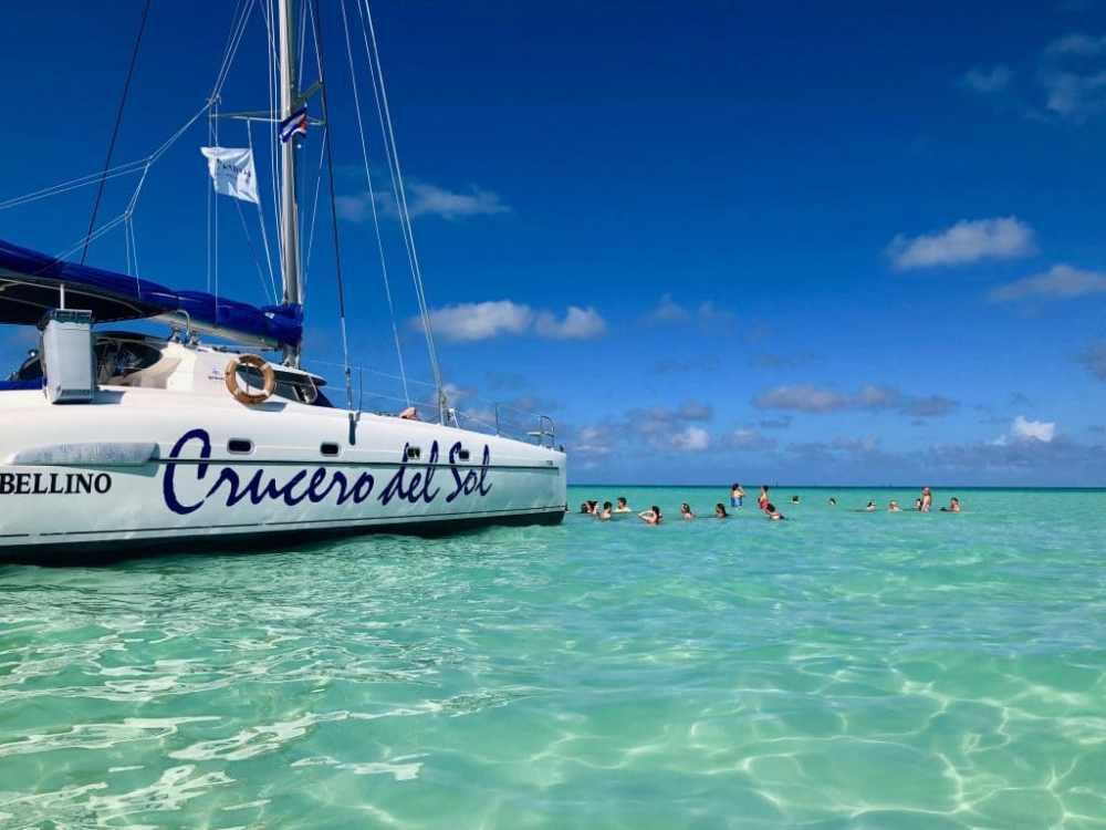Croisière en Catamaran dans les Cayos de Cuba avec Crucero del Sol