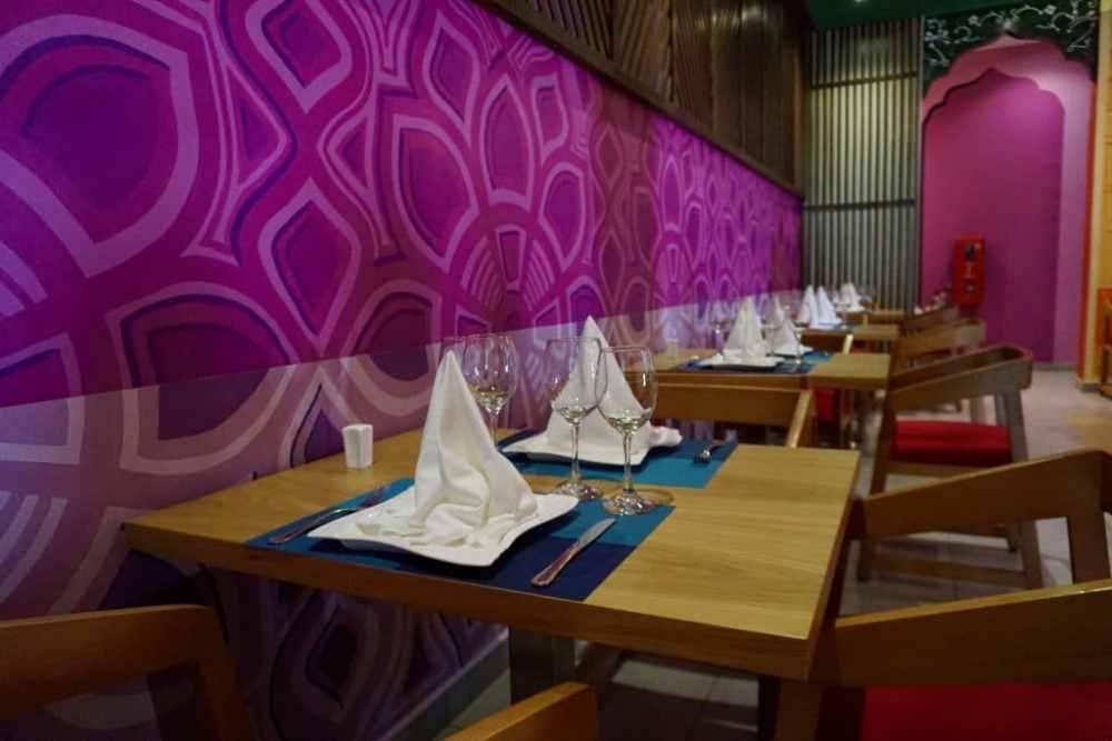 Restaurant Indien au Grand Muthu Cayo Coco