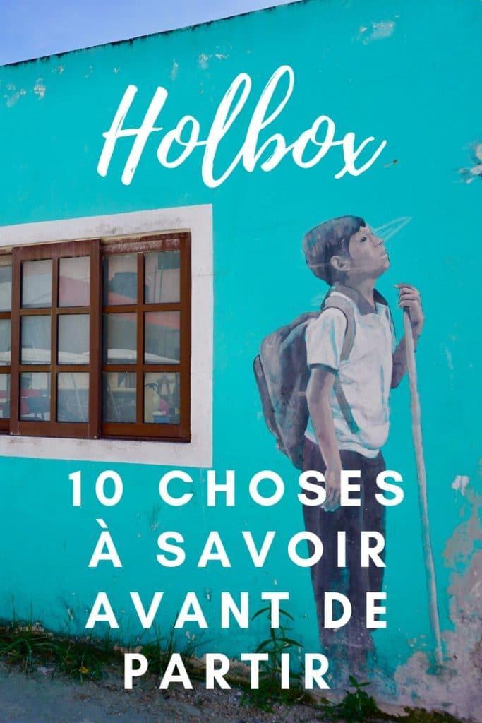 Holbox 10 choses à savoir avant de partir. Sauvegardez cet article dans vos favoris Pinterest