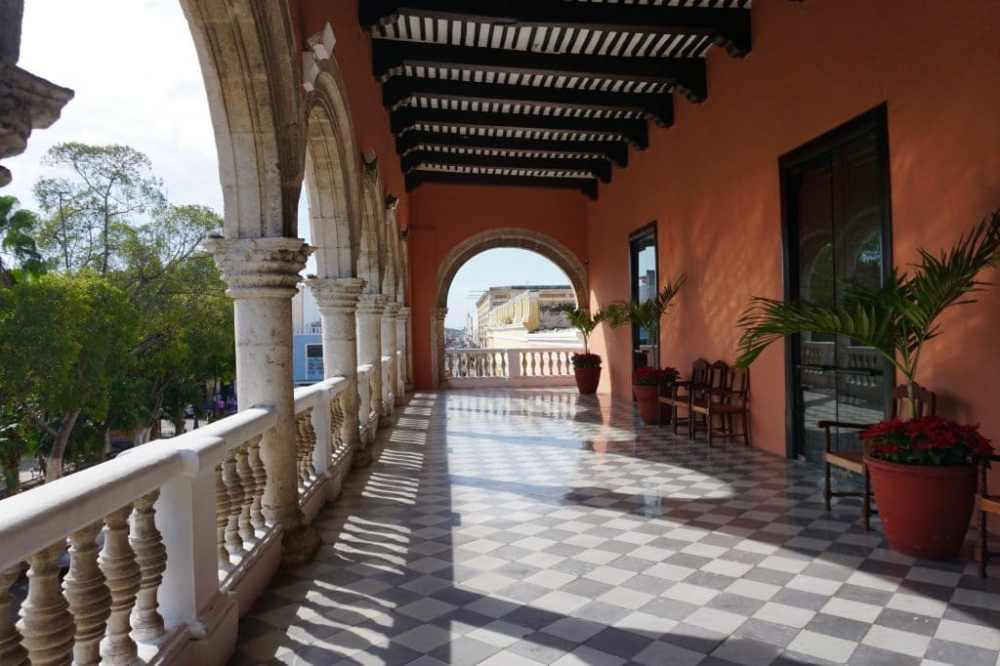 Palacio Municipal à Mérida, Mexique