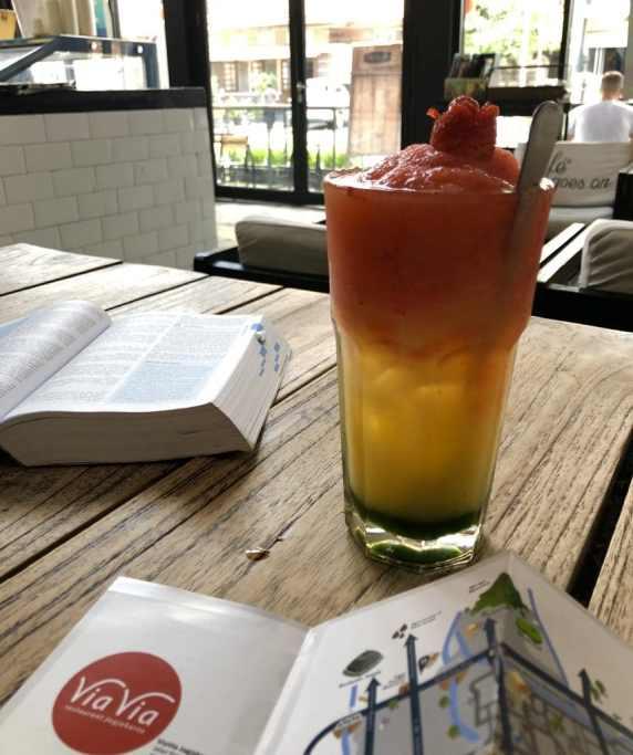 Café Move On à Jogja