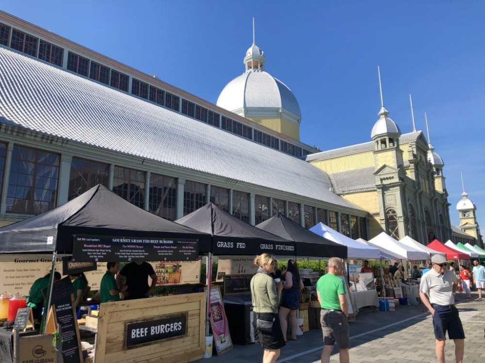 Ottawa farmer's market Ottawa Parc Lansdowne