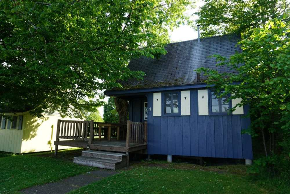 Chalet de Fundy Highland