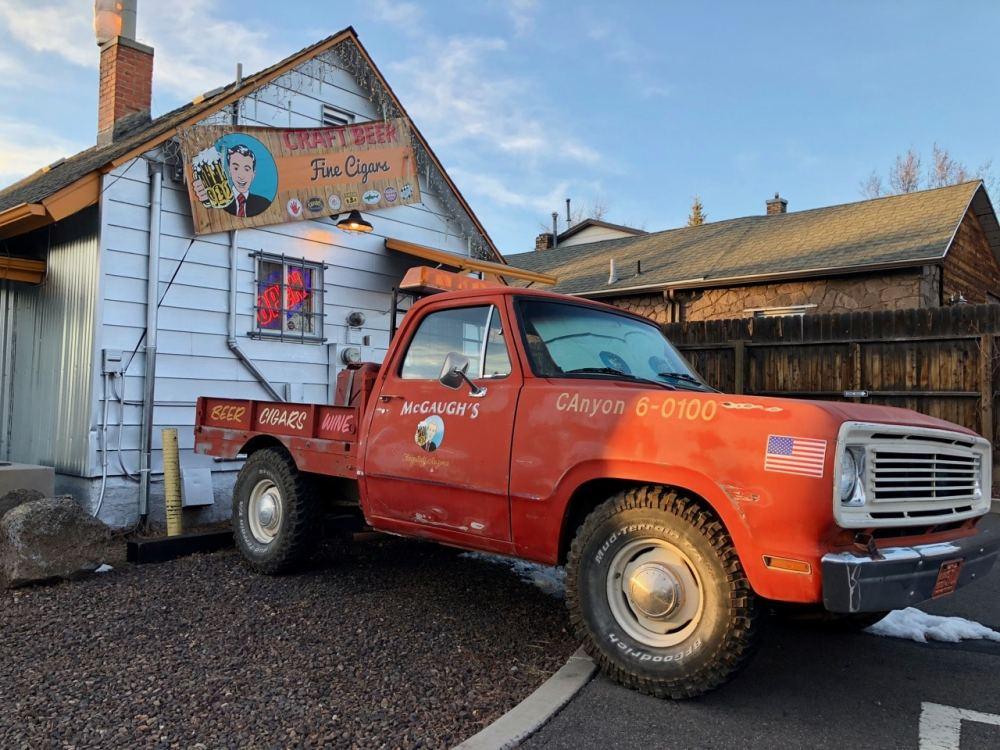Dépanneur de bières originales à Flagstaff Arizona