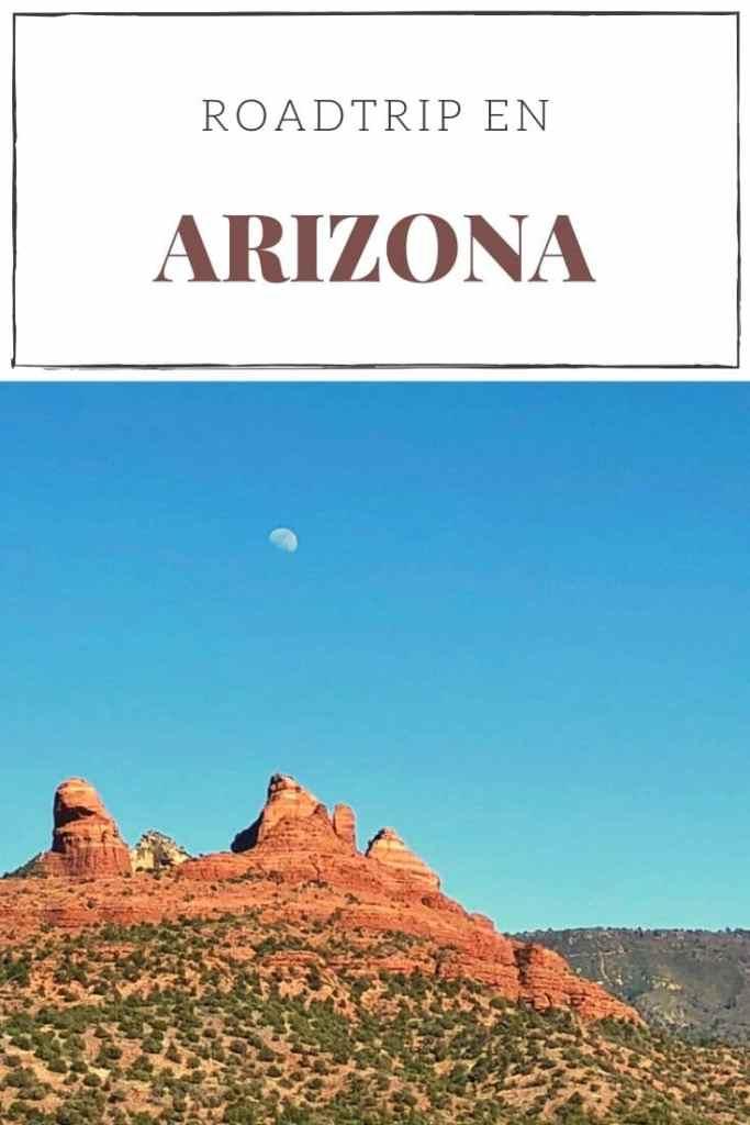 Roadtrip Arizona itinéraire Ouest américain