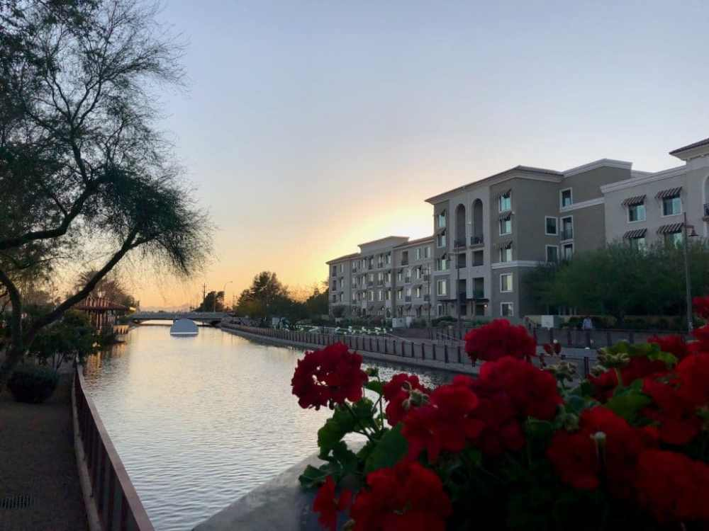 Scottsdale Waterfront à Phoenix