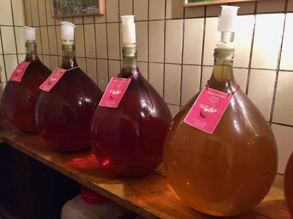 Tradition de Francfort et le Apfelwein