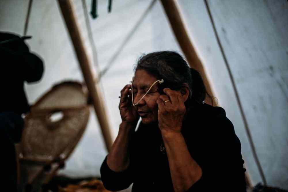 Road trip en Baie James culture Autochtone Cri
