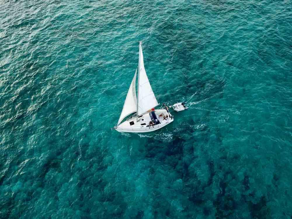 Andraloha mer Caraibes voilier