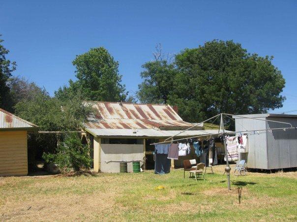 Maison fruit picking en Australie