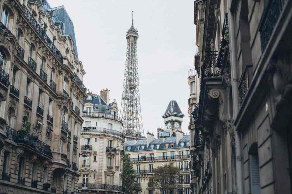 Rue de Paris Passe sanitaire France