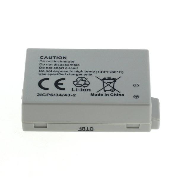 Canon LP-E8 950mAh utángyártott akkumulátor