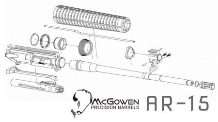 AR15 & AR10 Barrels