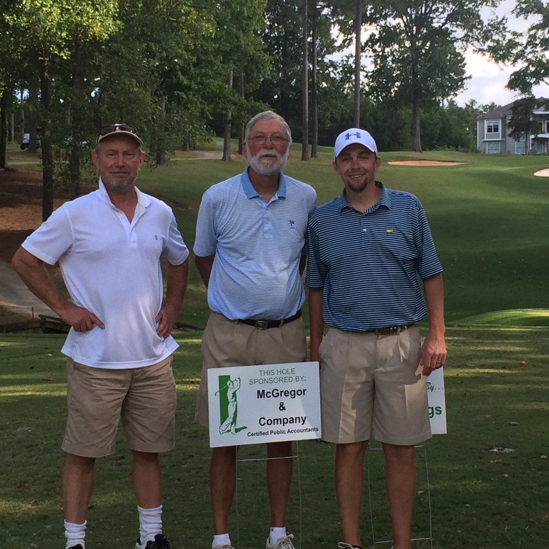 McGregor & Company Accounting Firm   Accountants Columbia SC Greenville SC Orangeburg SC Barnwell SC   Accounting, Auditing, Tax Planning, Tax Preparation   Business Accounting Services, Individual Accounting Services   McGregor Sponsors Babcock Center Foundation 29th Annual Golf Classic