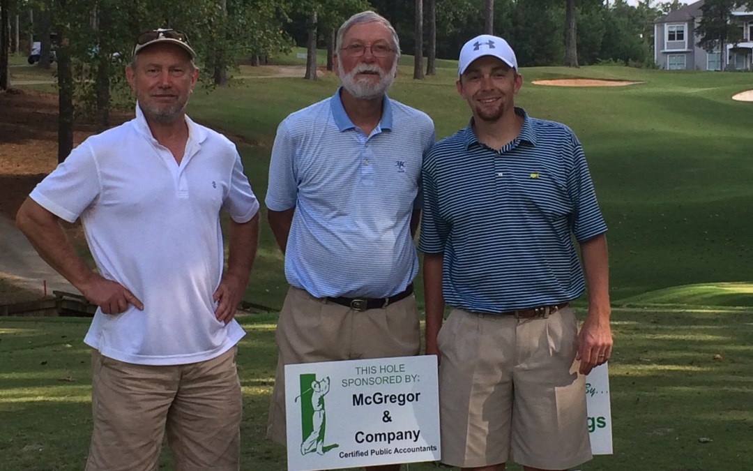 McGregor & Company Sponsors Babcock Center Foundation 29th Annual Golf Classic
